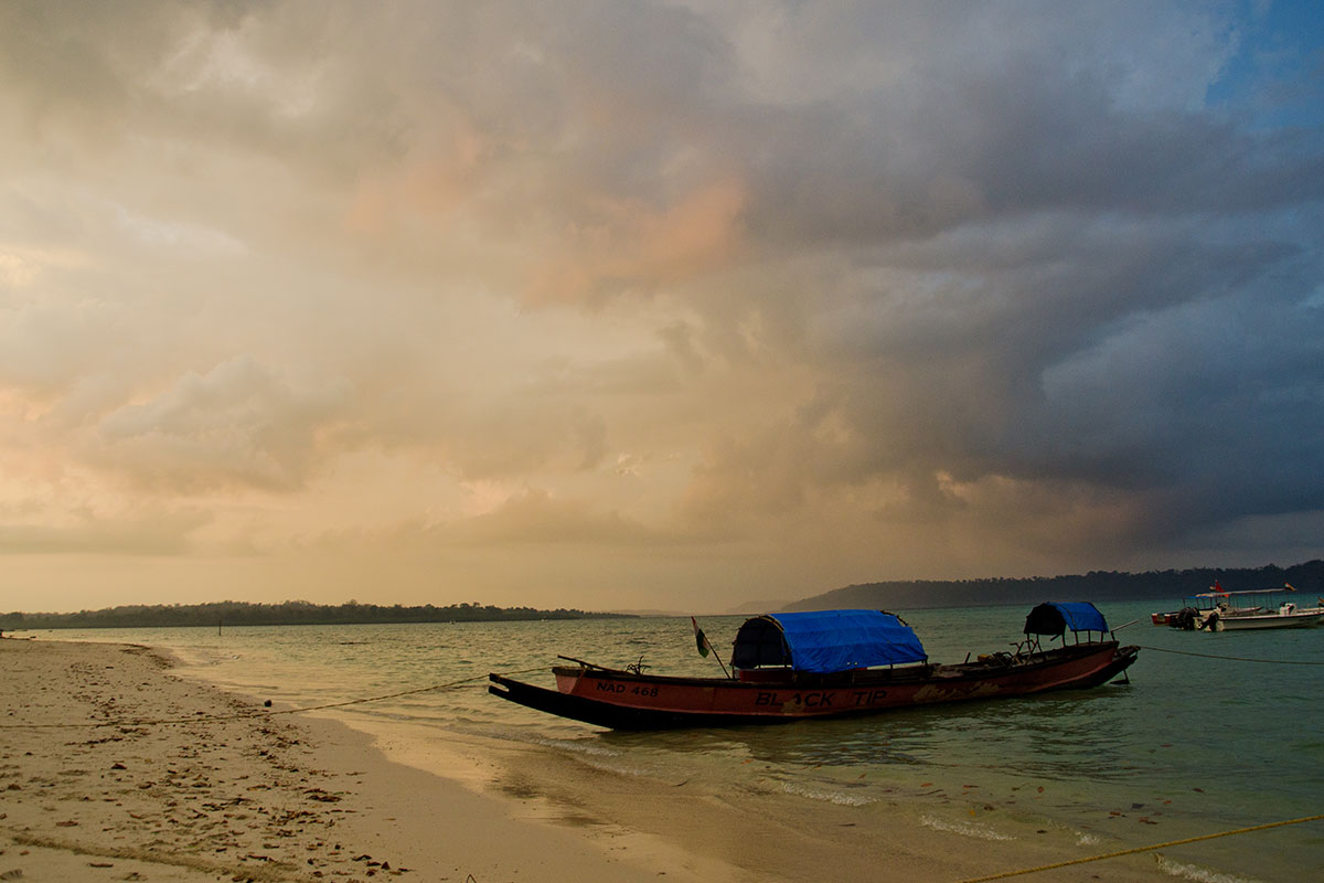 Getting to Havelock, andaman islands, india
