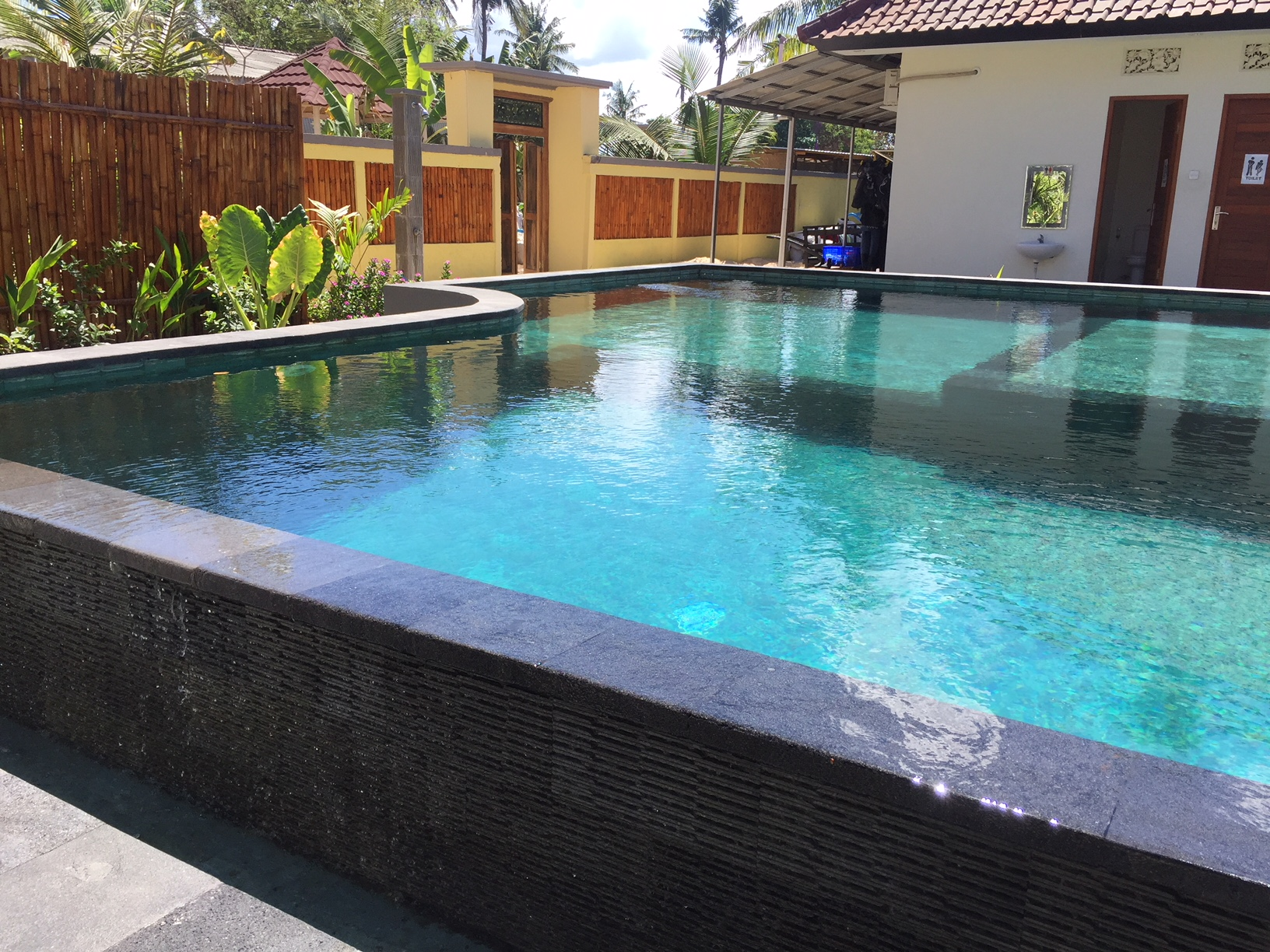 Nusa Lembongan Bali Divemaster and IDC accommodation